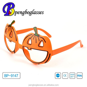 2015 Halloween Party Funny Pumpkin Glasses