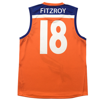 2018 New Design Sublimation Printing Jersey In Philippines