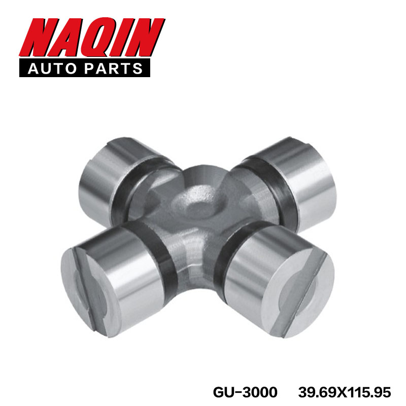 GU-3000 39.69*115.95 universal catalog joint wheel u joint yoke