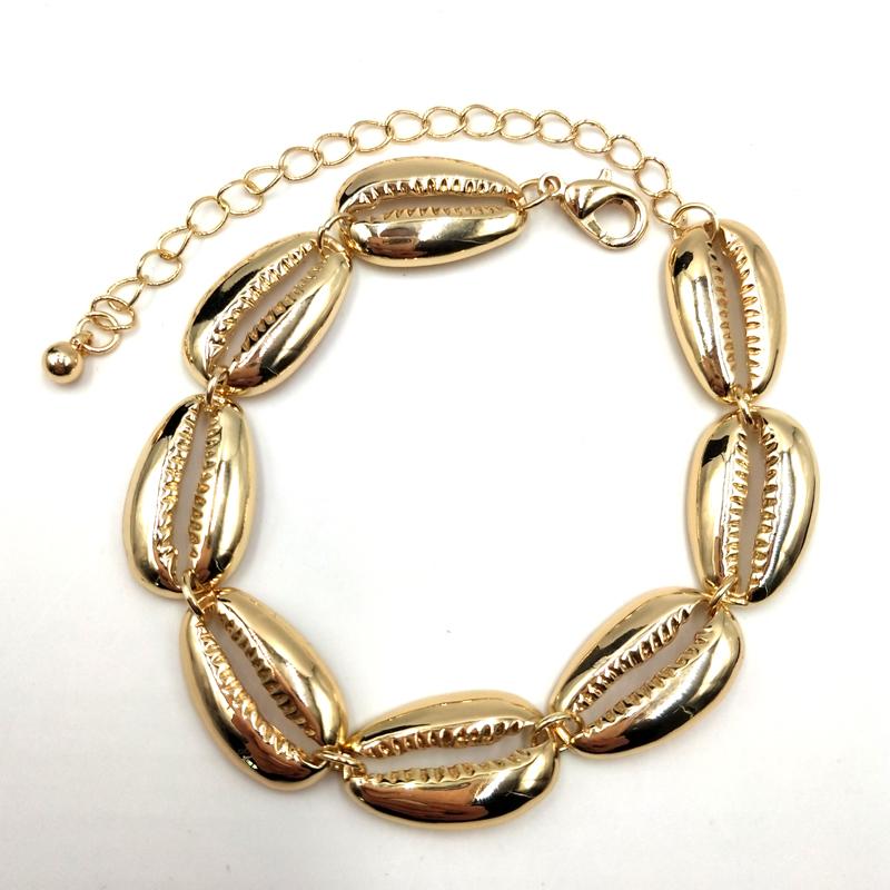 bdd2ece2e91d 2019 nueva llegada de moda Dubai pulsera de oro últimos modelos Boho hecho  a mano de