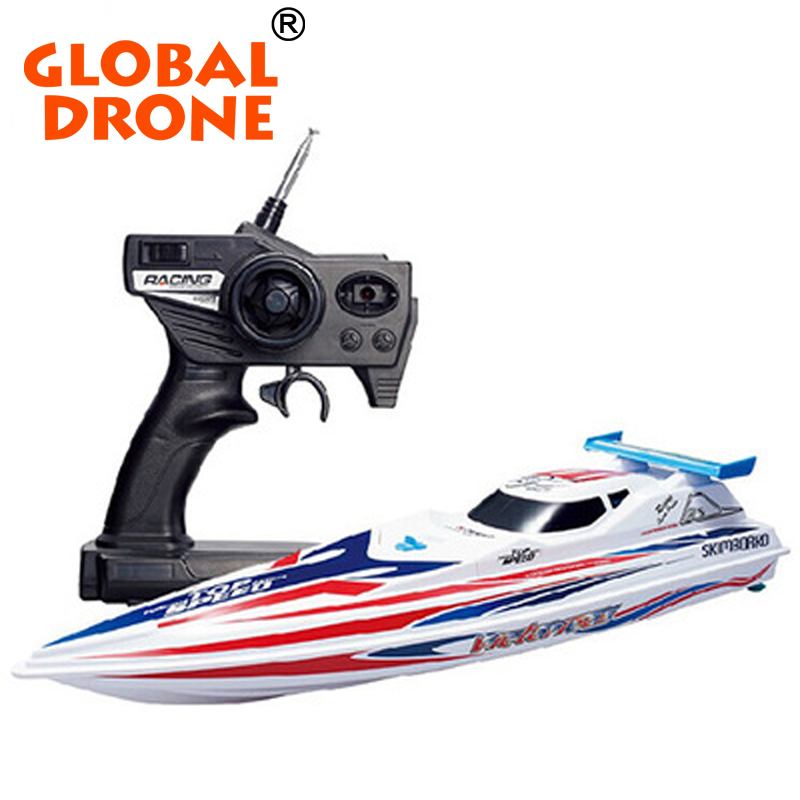Remote control kids speed boat for sale,cost-effective rc boat with long control time