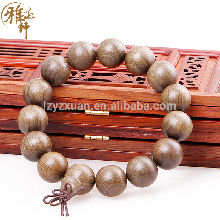 Original ecology jewelry accessories natural wood beads