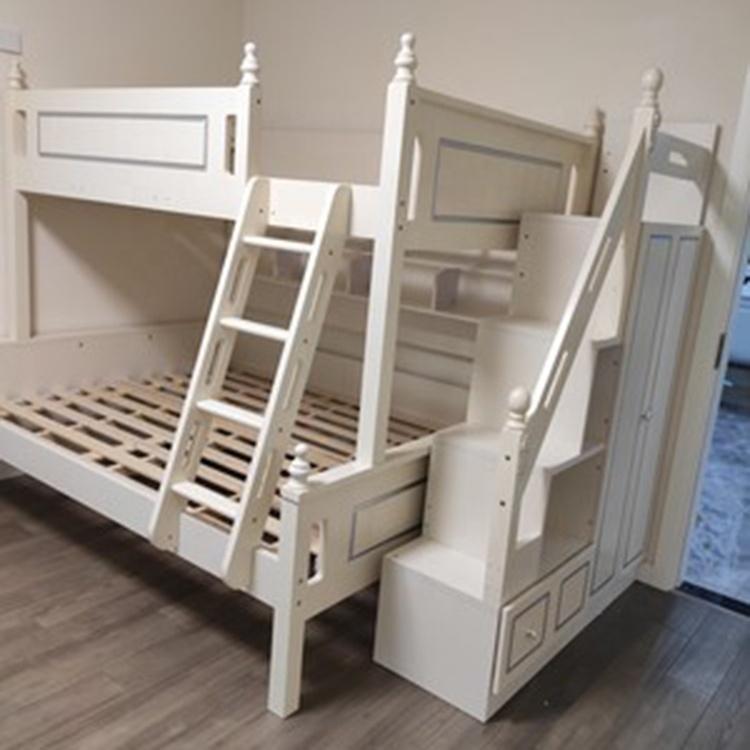Modern Bedroom Furniture Wooden Kids Bunk Bed With Slide - Buy Kids Bunk  Bed With Slide,Bunk Bed Prices,Girls Bunk Bed Product on Alibaba.com