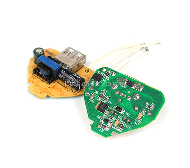 Usb mini conector pcb/Small toy circuit board/cem-1 pcb board print and assembly