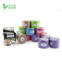 High Quality Waterproof Sports Athletic Kinesiology Tape from china supplier