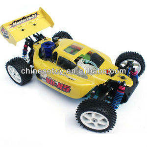 1/10 RC Nitro Gas Powered 15CC Engine 4WD Off-Road RTR Racing Buggy