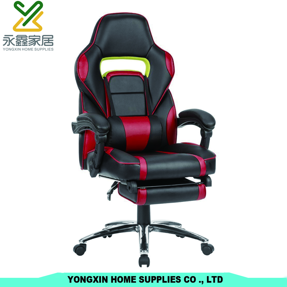 Ergonomic office chair recliner - Reclining Office Chair With Footrest Reclining Office Chair With Footrest Suppliers And Manufacturers At Alibaba Com