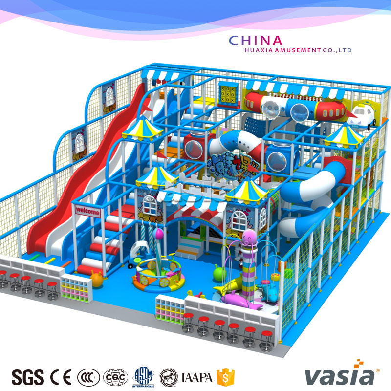 Indoor Kids Playground Equipment,big snow theme Playroom,Play Center For Kids