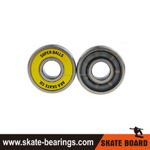 AKA 608 Red skateboard six balls skate board bearings