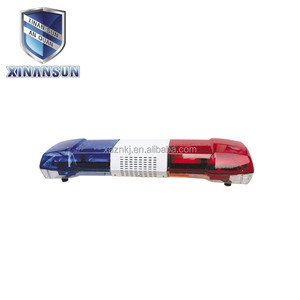 Ambulance fire police military vehicle roof strobe Warning light bar