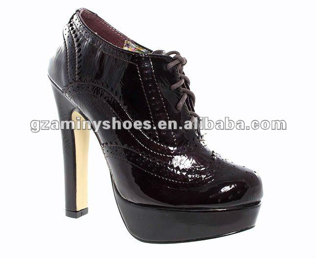 Lady up Lady up lace lace Lady leather shoe leather lace shoe up 6w6BZ4q