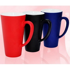 17oz colour changing conic mug price latte magic mug wholesale prices