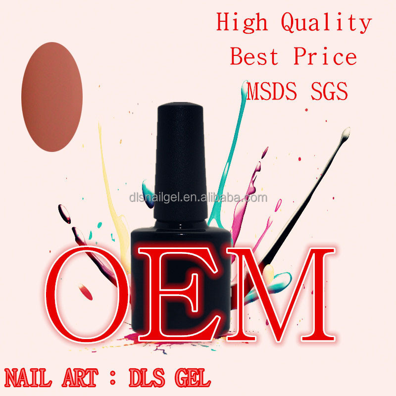 2017 New Fashion Color pasta Gel soak off led uv Nail Gel Polish for nail art
