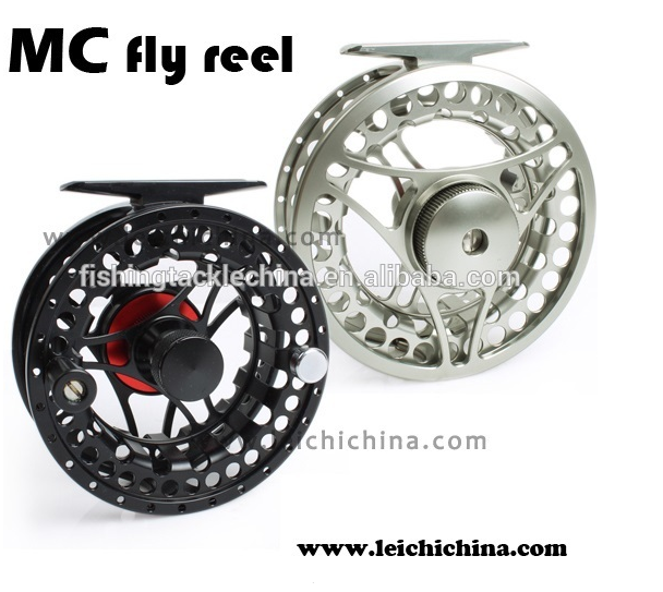 Chinese CNC most classic popular MC Chinese CNC fly fishing reel