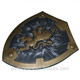 Medieval Viking EVA Foam Shield Zelda Shield for Live action role play game