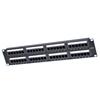 OEM 12 16 18 24 48 Competitive Price rj 45 patch panel cat 3 from ZheJiang