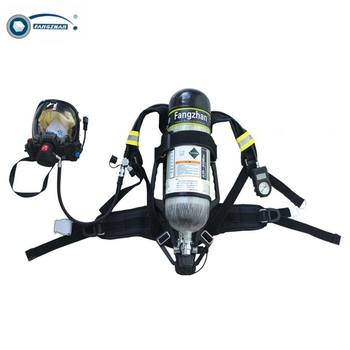 EC Approval Positive Pressure Compressed Air Breathing Apparatus