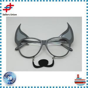 wolf dress up party glasses Interesting novelty supplier