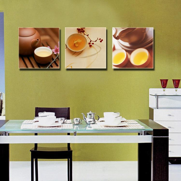 Kitchen Wall Decorations Kitchen Wall Art: 3 Piece Canvas Wall Art Kitchen Dinning Room Wall Decor