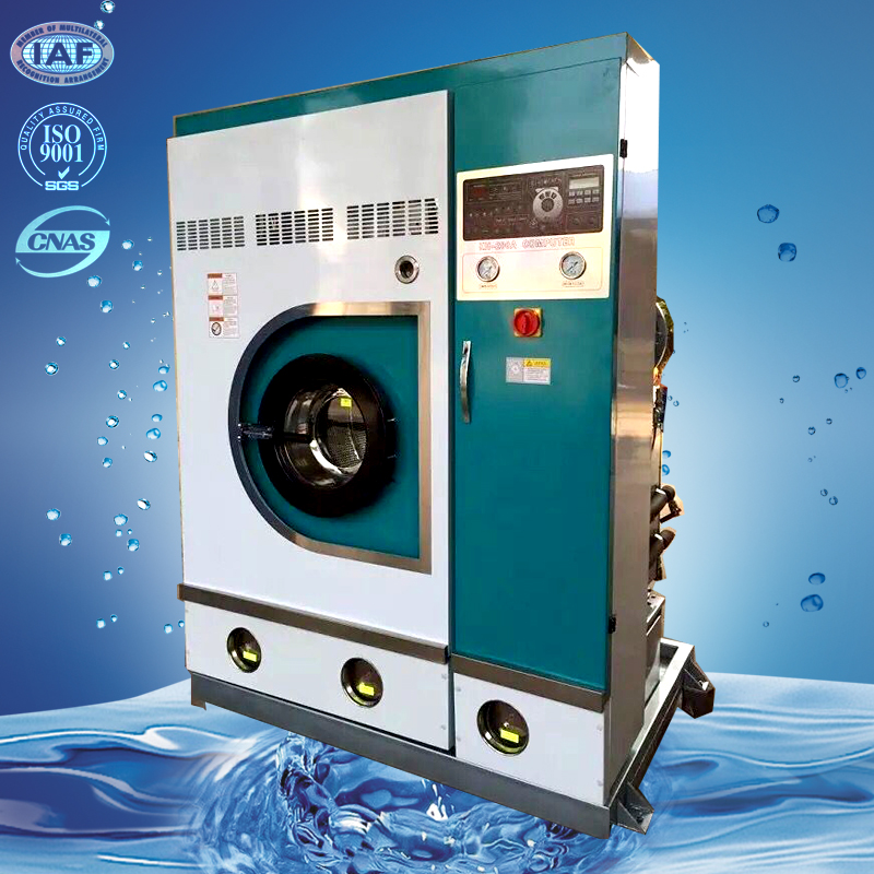 professional full automatic heavy duty industrial dry cleaner