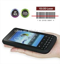 mobile phone PDA CILICO CM388 Wireless WIFI 3G Android Bluetooth Pocket rugged barcode scanner mobile phone from cilico