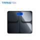 Precision digital bathroom weighing scales with Bluetooth