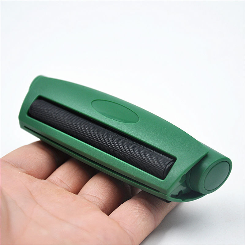 4 Colors Plastic 78MM Manual Rolling Tobacco paper Maker Roller