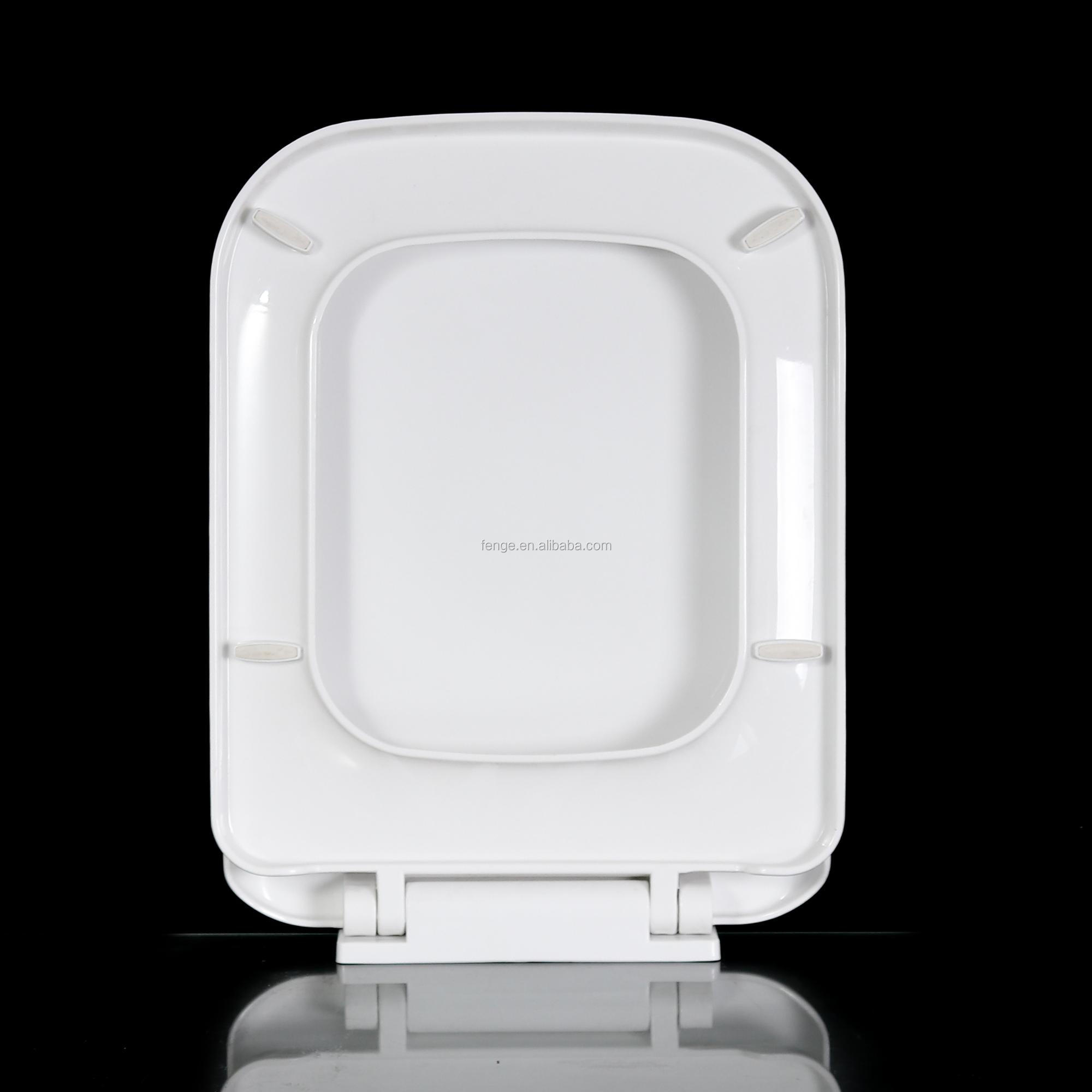 Top Selling Rectangular Square Design Anglo Indian Toilet Seat With Cover Soft Close Hinge Buy Rectangular Toilet Seat Square Design Toilet Seat Anglo Indian Toilet Seats Product On Alibaba Com