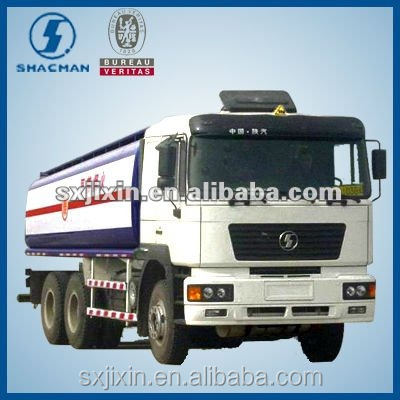 SHACMAN 6x4 New and Used Oil Tanker Truck for sale