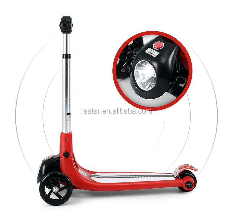 Rastar shopping kids toy wholesale scooter
