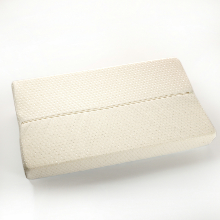 Contour gel health care memory foam pillow