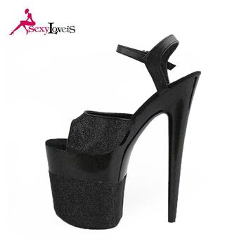Avec Sexy Talon Modèle Sandales 19 Cm Talons sandales Pour À Femmes Buy Haut Plateforme Hauts Nouveau Très hdtsCQr
