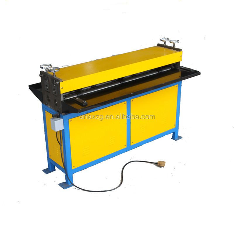 air duct manufacture beading machine manufacturer, beading grooving machine for wind pipe stiffener