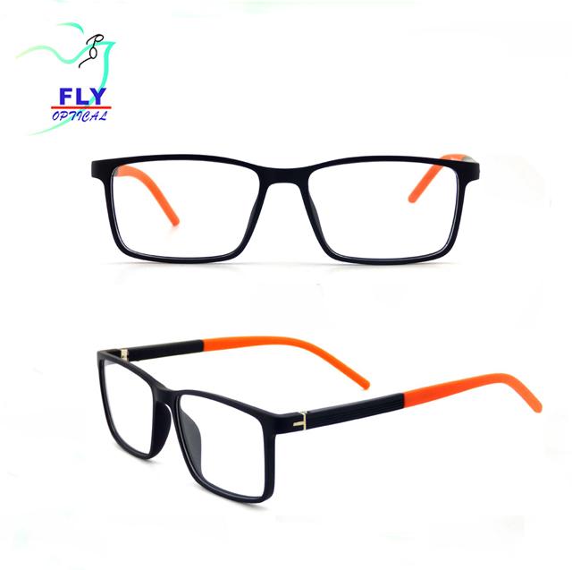 Heißer verkauf TR90 quadratisch optische brillen brillen rahmen für kinder