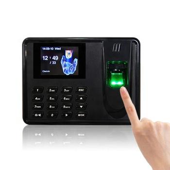 ( T5 ) Cheap Price Biometric Fingerprint Time Clock With Self-service  Report - Buy Fingerprint Attendance Machine Price,Biometric Time Clock,Time
