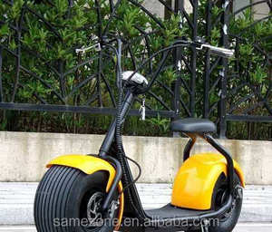 "Adult two wheels 18"" electric scooters offroad Shenzhen factory"