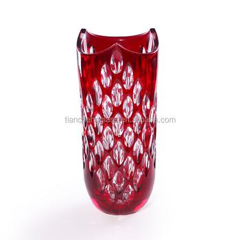 Tall Clear Cheap Glass Flower Vases For Home Decor Glass Vasevase