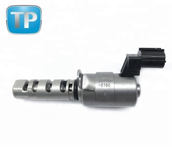 Variable Valve Timing VVT Control Solenoid For To-yota Y-aris OEM ...