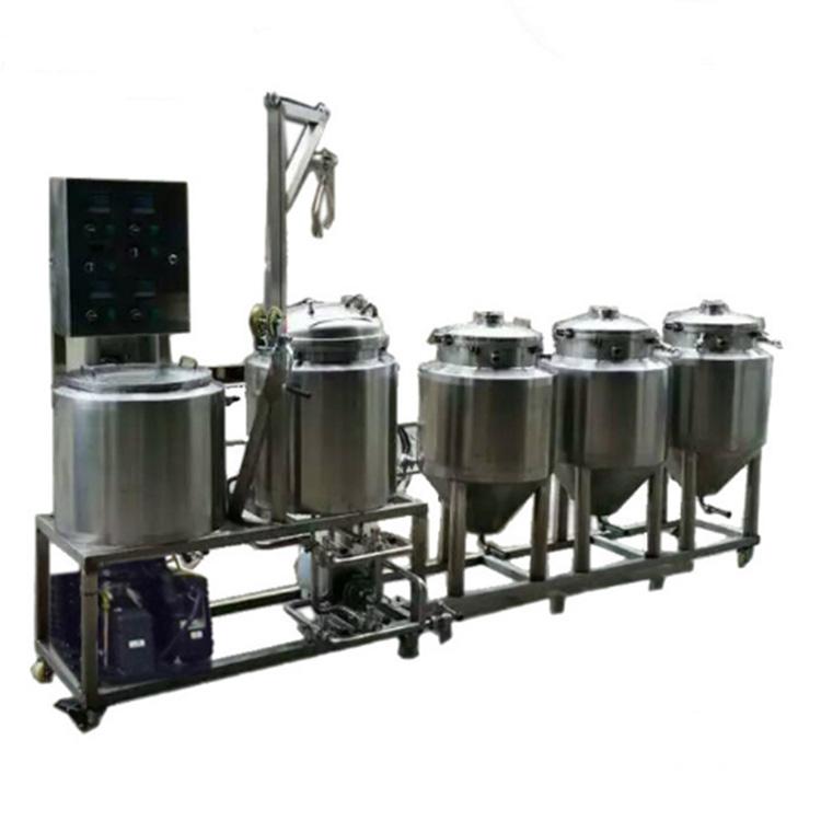 Домашняя пивоварня на 100 литров цена самогонный аппарат своими руками сухопарником