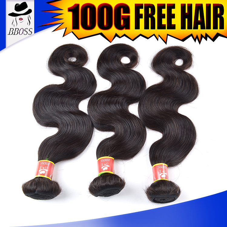 BBOSS virgin yaki pony braiding hair braids