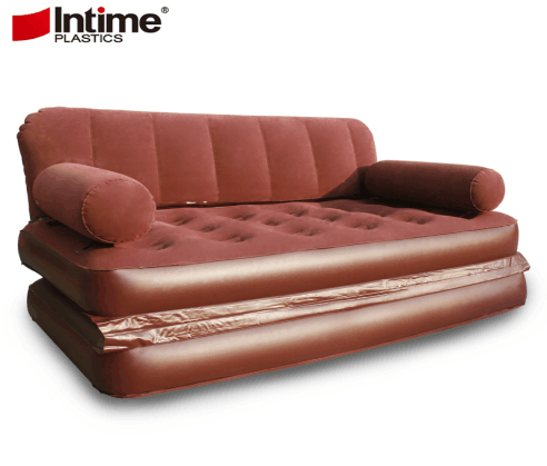 5 in 1 air bed sofa PVC inflatable air bed PVC inflatable sofa bed