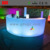 night club desk,led lit bar table outdoor and indoor led bar furniture led home bar counter design