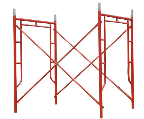Door Scaffolding Frame/walk Through Frame Scaffolding - Buy H Frame ...