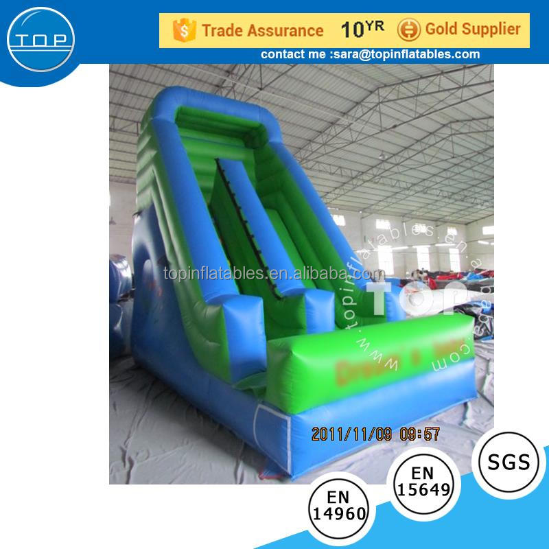 Multifunctional slide the city outdoor equipment inflatable water games for kids