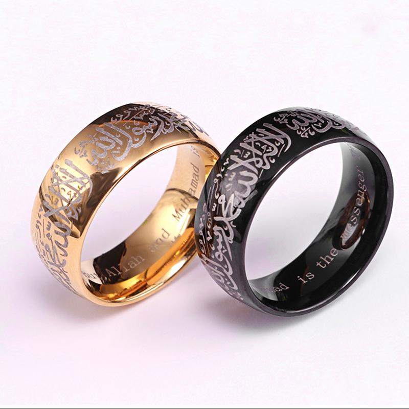 Online Kopen Wholesale Arabisch Wedding Ring Uit China