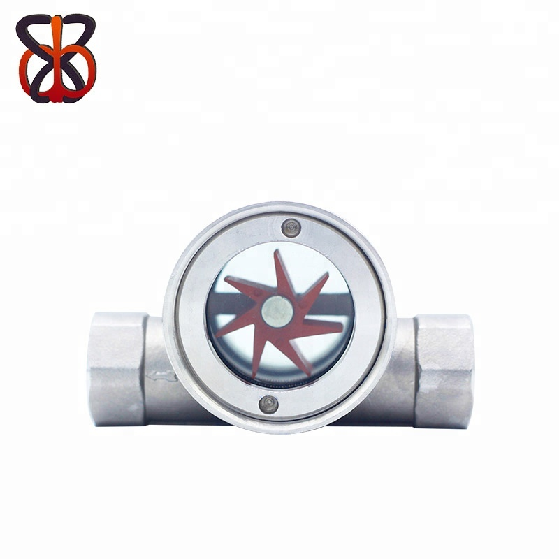 Thread Paddle Wheel Water Flow Indicator Buy Flow Indicatorwater
