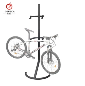 High Qualllity Metal Bike Stand/Bike Rack for Display Holds Two Bicycles Rack