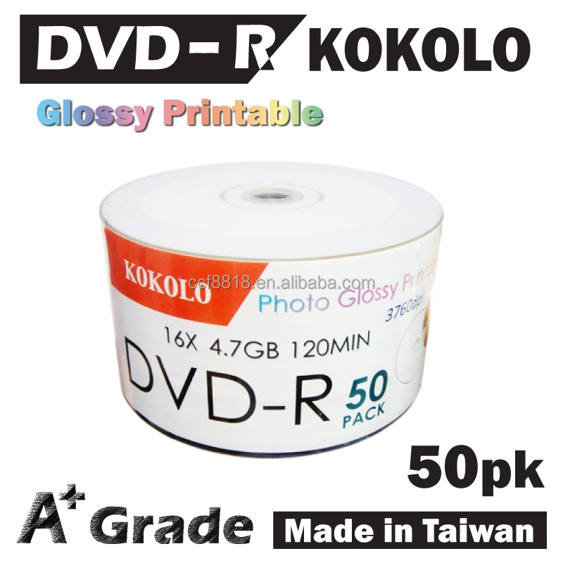 Blank DVD -R Glossy wholesale lots for sale new products 2015