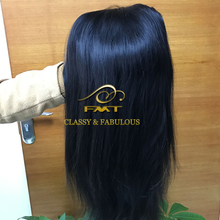 China Supplier Wholesale Human Hair Full Lace Wig Human Hair Black Women