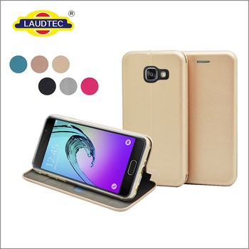 for Samsung Galaxy A3 2016 case Newest full curved wallet case for Samsung Galaxy A3 2016